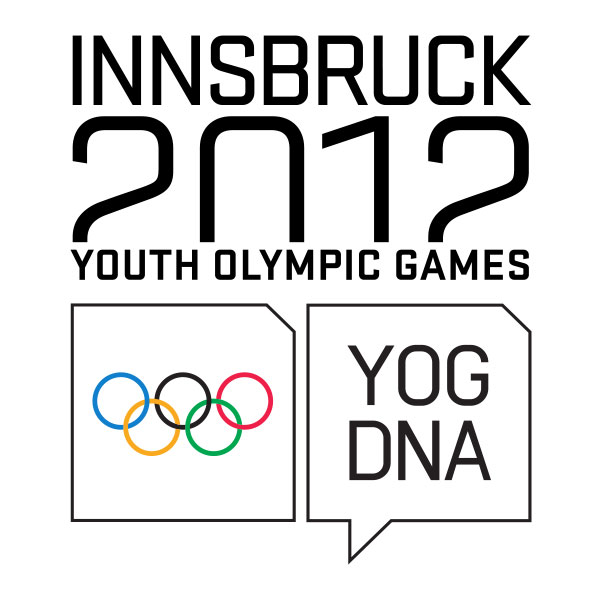Innsbruck 2012 Winter Youth Olympic Game logo
