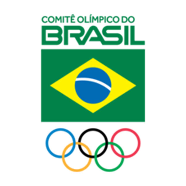 Brazil National Olympic Committee logo