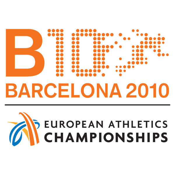 2010 European Athletics Championships logo