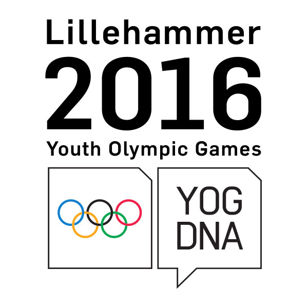 Lillehammer 2016 Winter Youth Olympic Games logo