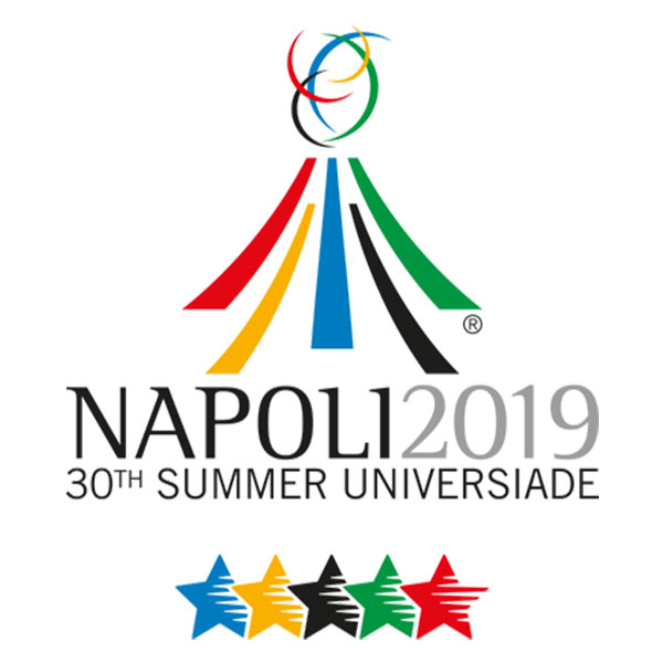 Napoli 2019 Summer Universiade logo