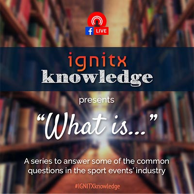 "IGNITX knowledge presents ""What is..."""